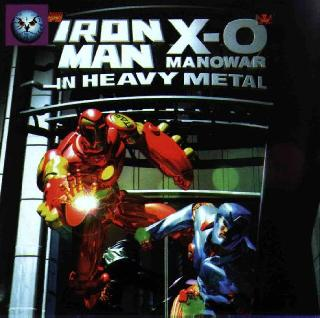 Screenshot Thumbnail / Media File 1 for Ironman & X-O Manowar in Heavy Metal [U]